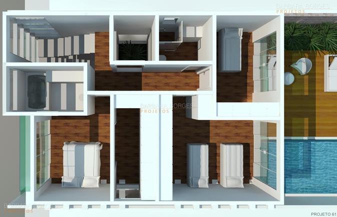 arquitetos são paulo plantas arquitetura