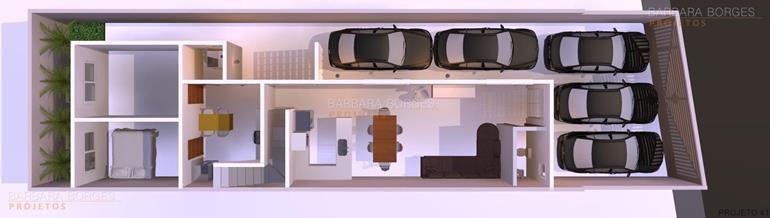 armário para quarto plantas baixas