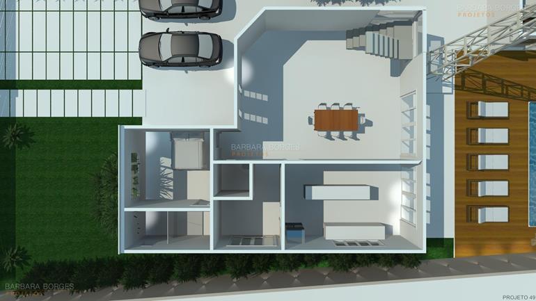armario planejado de cozinha plantas casas