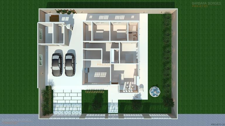 balcão de sala de jantar plantas casas terrenos pequenos