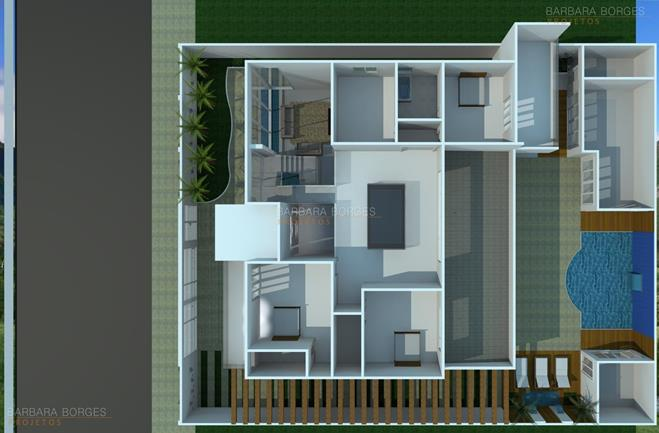 banheiro projetado plantas terreno 10 50x25 80