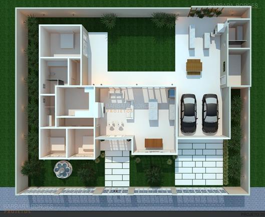 blog de design de interiores plantas terreno 10 50x25 80