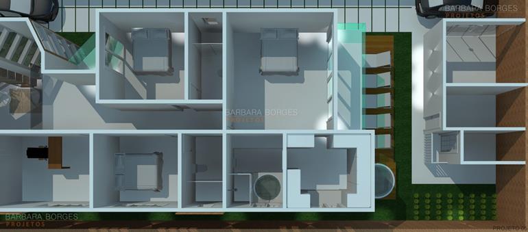 casa revista plantas terreno 12 50x25