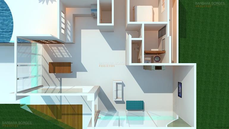 blog de design de interiores plantas terreno 12x20