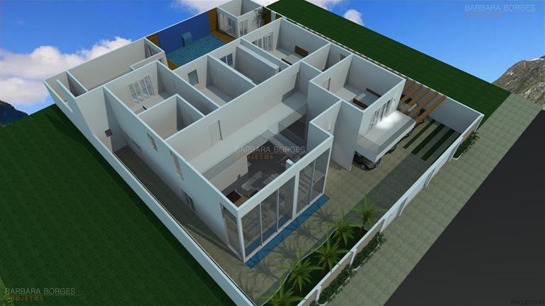 casa revista plantas terreno 13x30