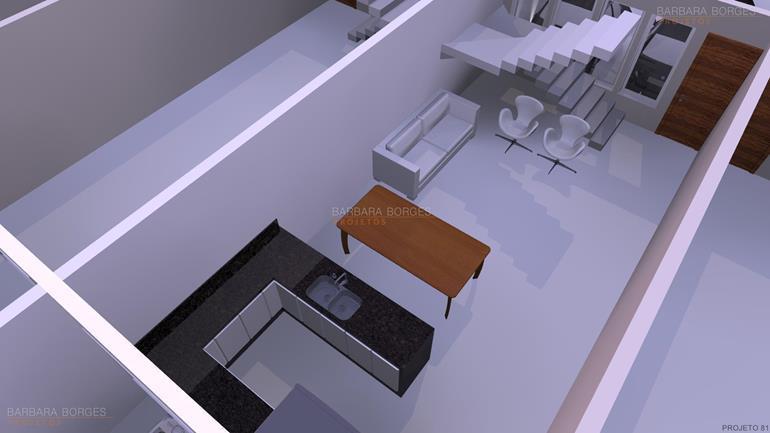 como projetar uma cozinha plantas terreno 15x30