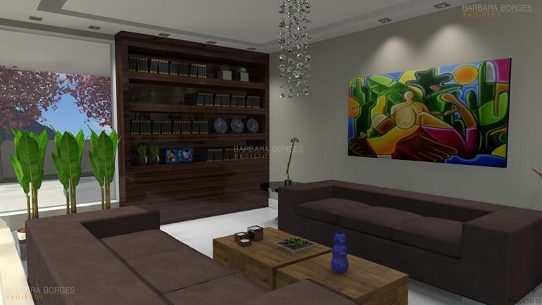 como decorar um quarto pequeno de casal poltronas decorativas