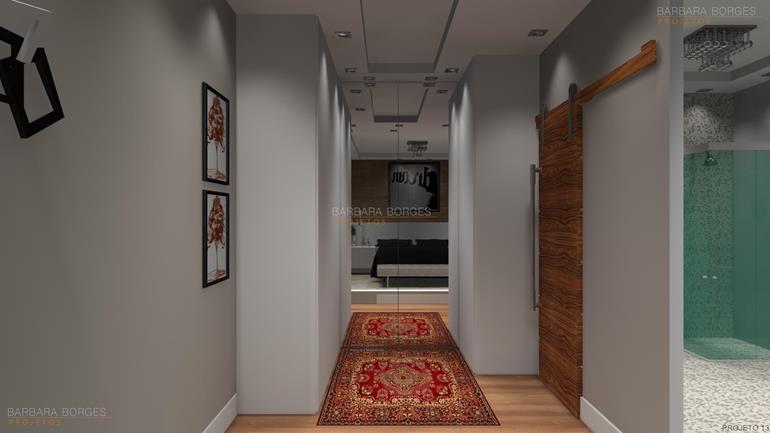 cozinhas planejadas para apartamentos projetar Quarto