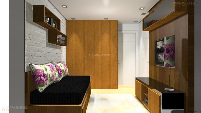 cozinhas embutidas projeto 2 quartos cidade