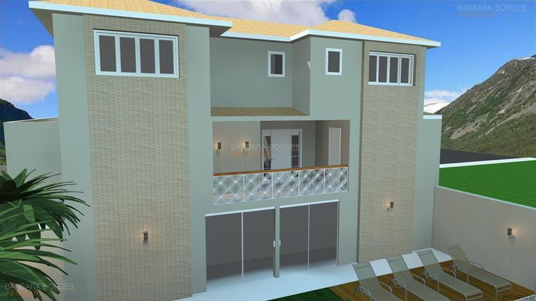 cozinhas embutidas projeto casa 2 suites 1 quarto