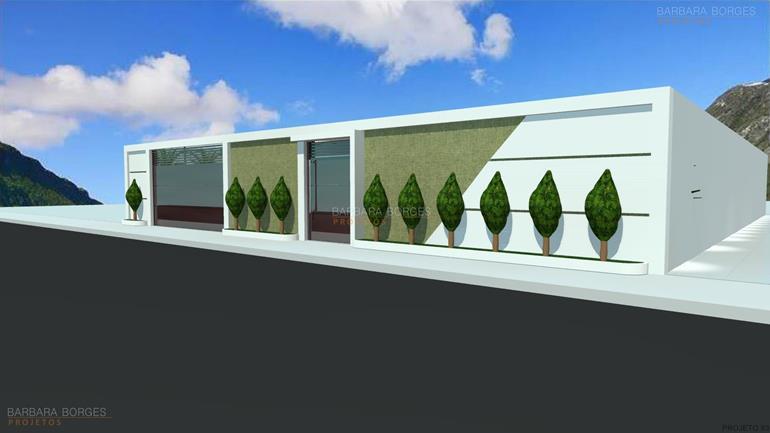projeto casa terrea 2 quartos