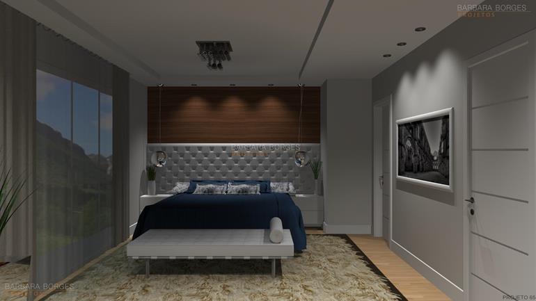 decoração da sala de estar projeto closet