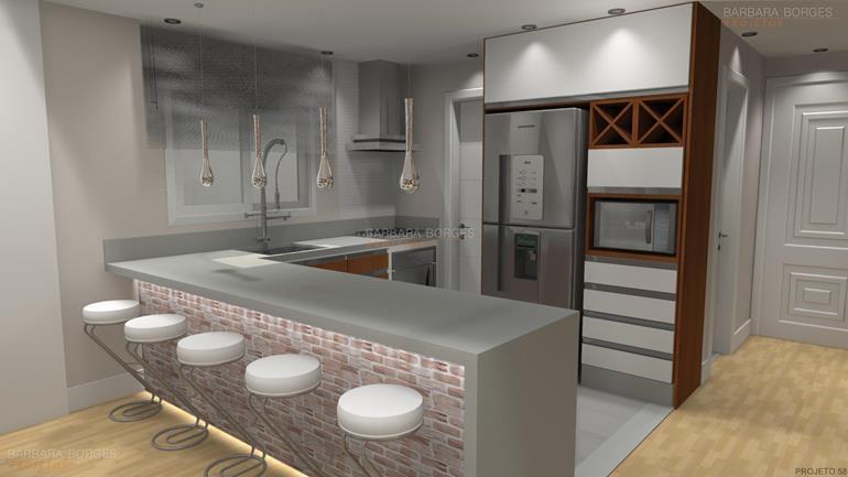 decoração de quartos de casal pequeno projeto cozinha