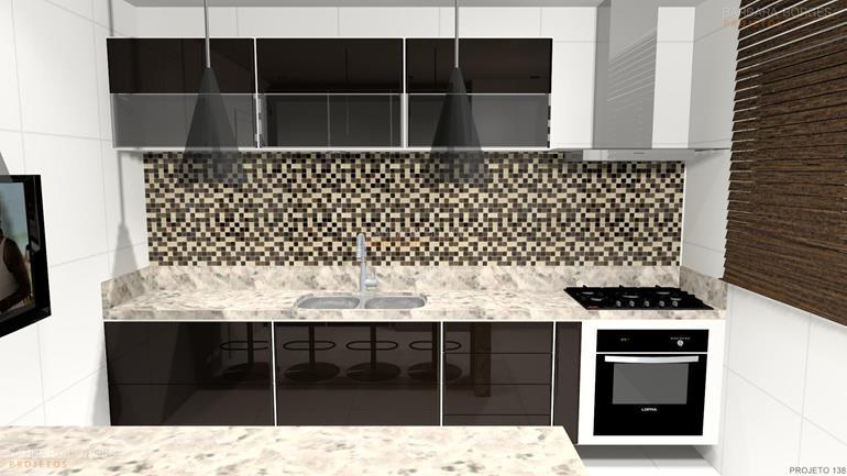 decoração da sala de estar projeto cozinhas
