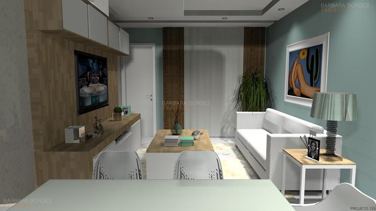 decoração de quartos de jovens projeto design