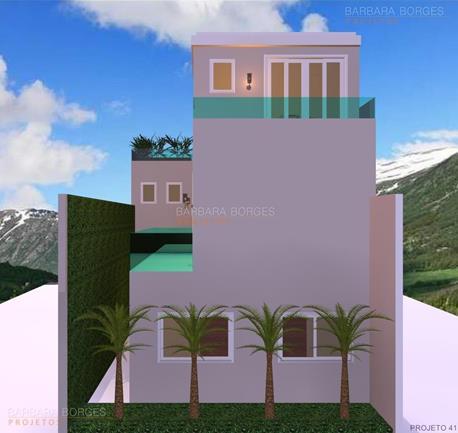 decoração de sacada projeto estrutural