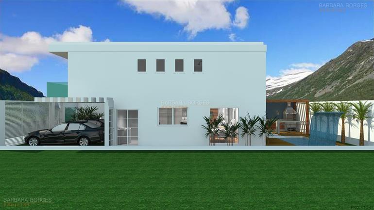 projeto fachadas