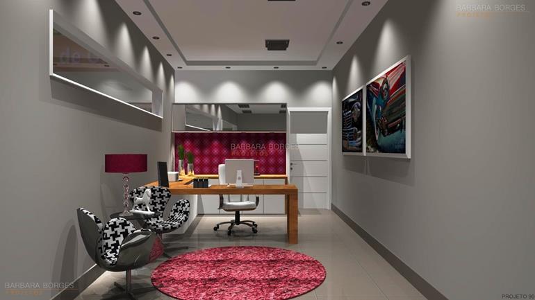 decoração pequenos ambientes projeto lojas