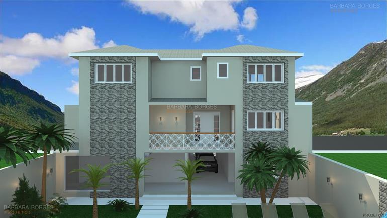decoração de sacadas pequenas projeto residencial