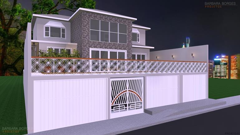 decoração quarto infantil menina projeto sobrado terraco