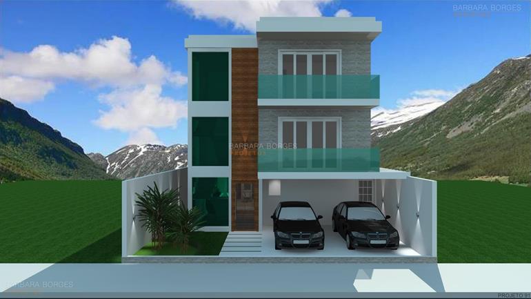 projeto sobrado terraco