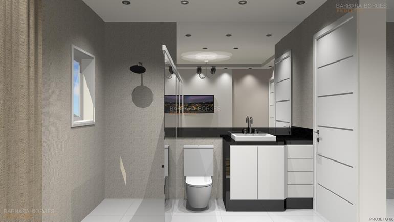 enfeites para casas projetos banheiros pequenos