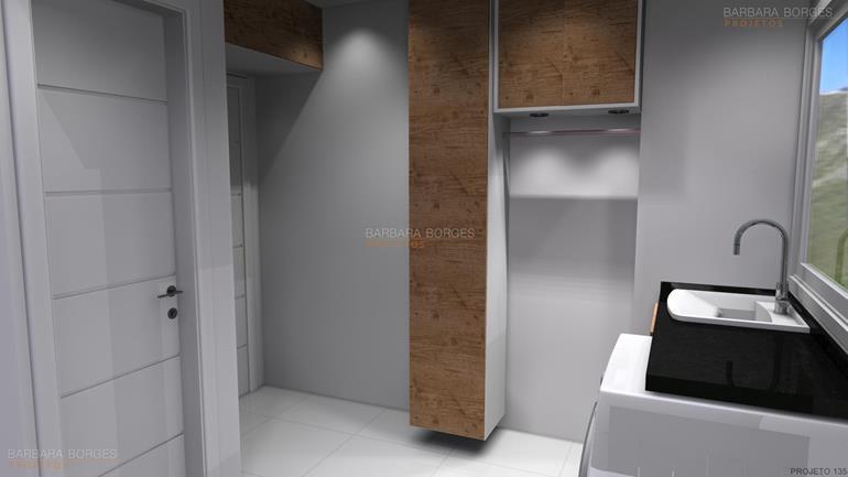 gabinetes para banheiros projetos banheiros pequenos