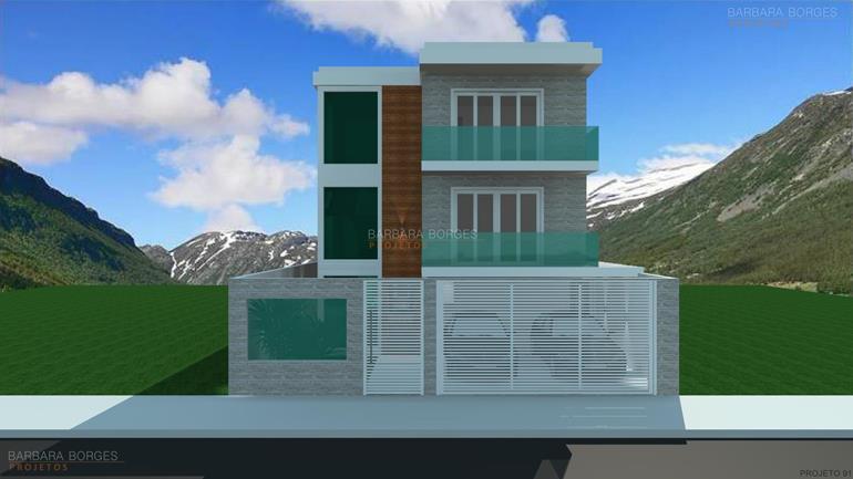 projetos casas campo