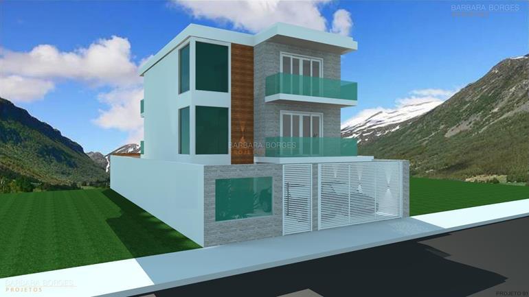 projetos casas populares