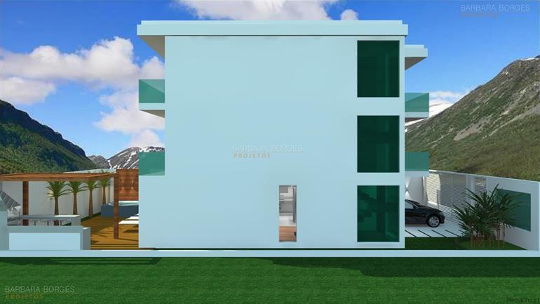 projetos casas terrea