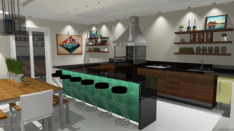 fotos de salas modernas projetos chacaras
