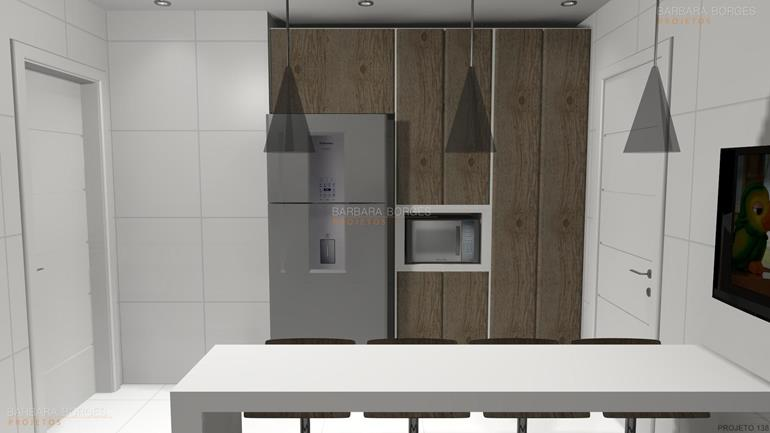 idéias de decoração projetos cozinha
