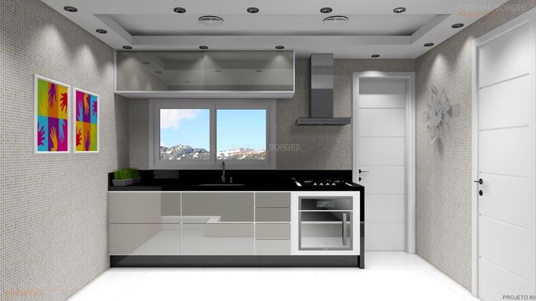 projetos cozinhas planejadas