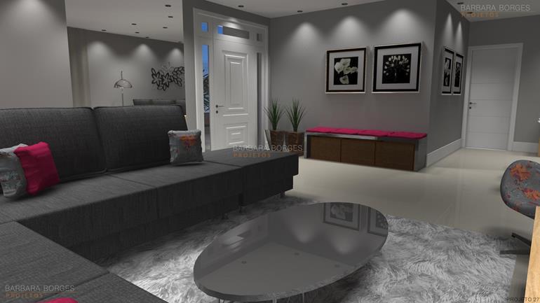 modelos de churasqueiras projetos salas