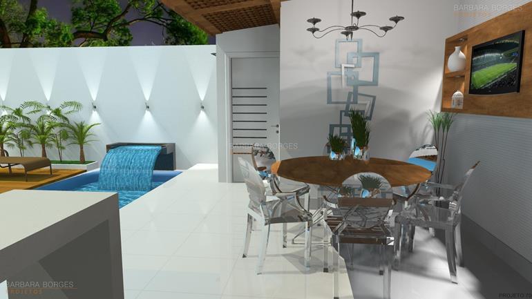 móveis para sacada de apartamento projetos varanda gourmet