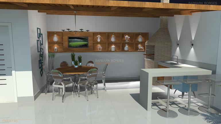 móveis para sala de estar projetos varandas