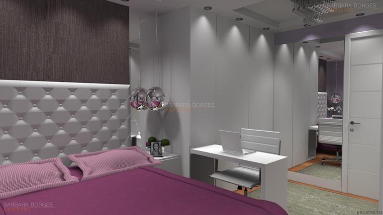 móveis planejados para apartamentos pequenos quarto bebe masculino
