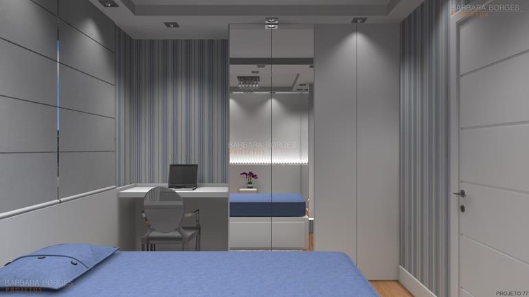 móveis planejados cozinha quarto casal
