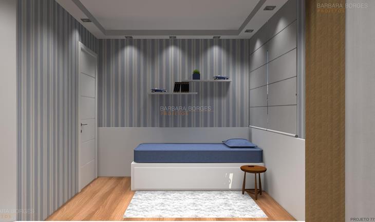 moveis planejados em americana quarto casal decorado