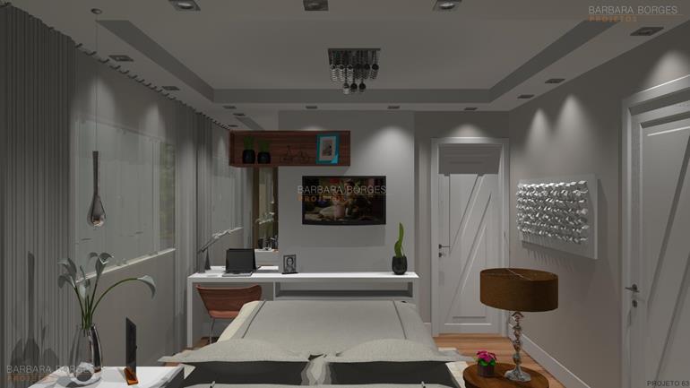 moveis planejados em salvador quarto casal decorado