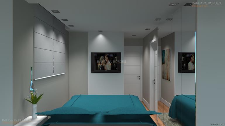 móveis planejados para apartamentos pequenos quarto crianças