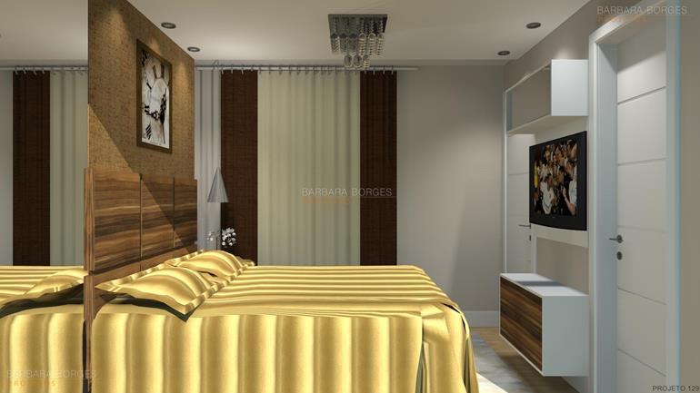 poltronas pequenas quarto decorado