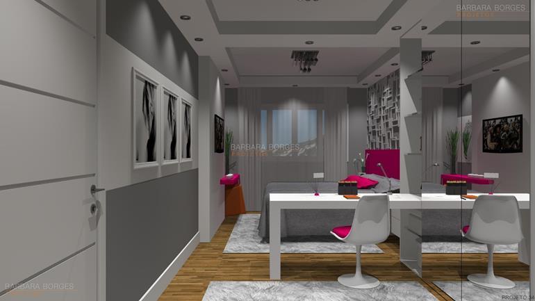 portal da decoração quarto juvenil