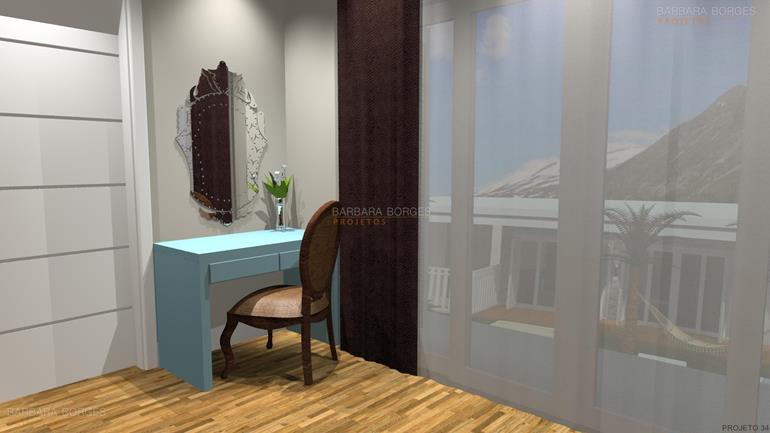 projeto apartamento quarto meninos