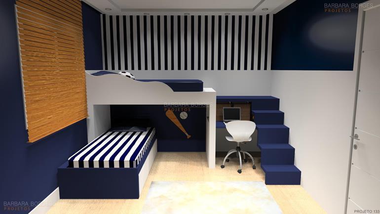 quarto de meninos decoração quartos casal decorados