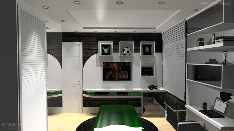 quarto de criança decorado quartos casal modernos