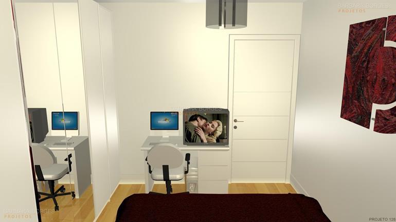 quarto menina e menino quartos casal pequenos