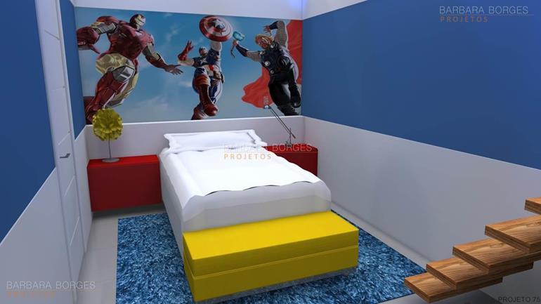 quarto apartamento pequeno quartos casal planejados