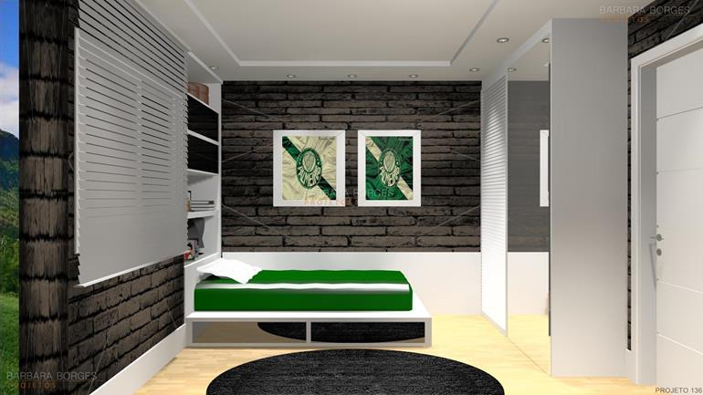 quarto infantil com papel de parede quartos crianças
