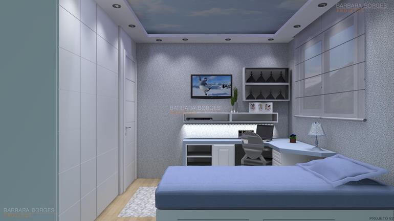 quartos decoração interiores quartos